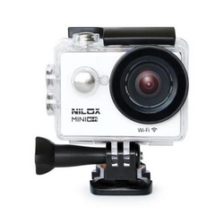 "Nilox - Action Cam Mini Wi-Fi CMOS 2Mpx Display 2"" Full HD Wi-Fi Impermeabile"