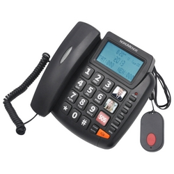 Nordmende - Easy Home 300 SOS Telefono a filo