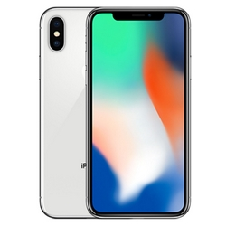 Apple - iPhone X 64GB Argento