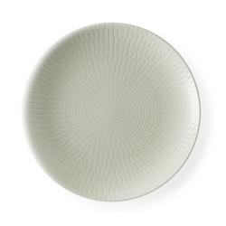 Brandani - Piattino collezione le granaglie colore panna set 4 pezzi stoneware
