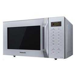Panasonic - NN-K36HMMEPG Forno a microonde combinato con grill da 23 litri, 800W su 5 livelli, Colore Silver