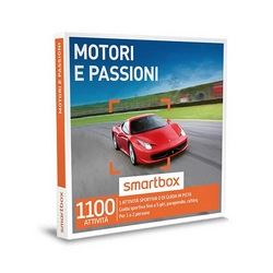 Smartbox - Motori e passioni
