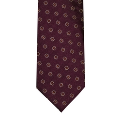 Ulturale - Cravatta in seta mod. 7 pieghe Art. 7PE_10R072_SEJQ