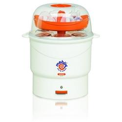 Mebby - 91597 Sterilizzatore elettrico a vapore mono per 6 biberon